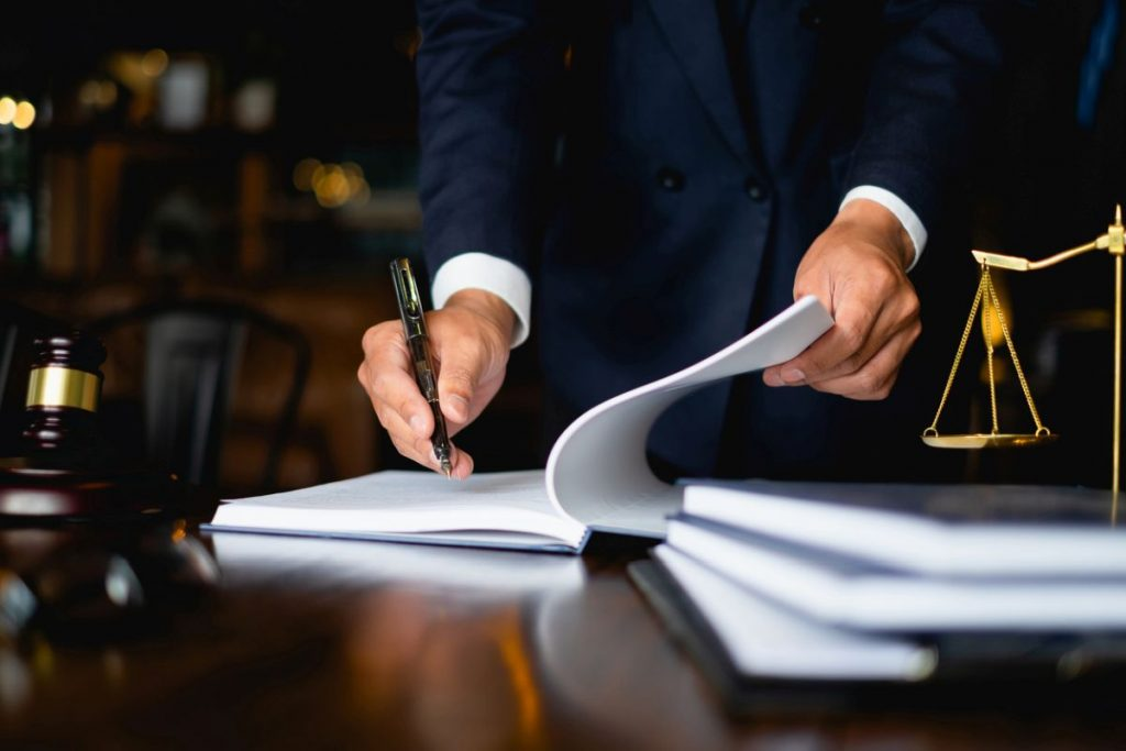 acquiring a lawyer